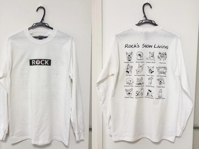 制作事例 オリジナルロングTシャツ インクジェットプリント