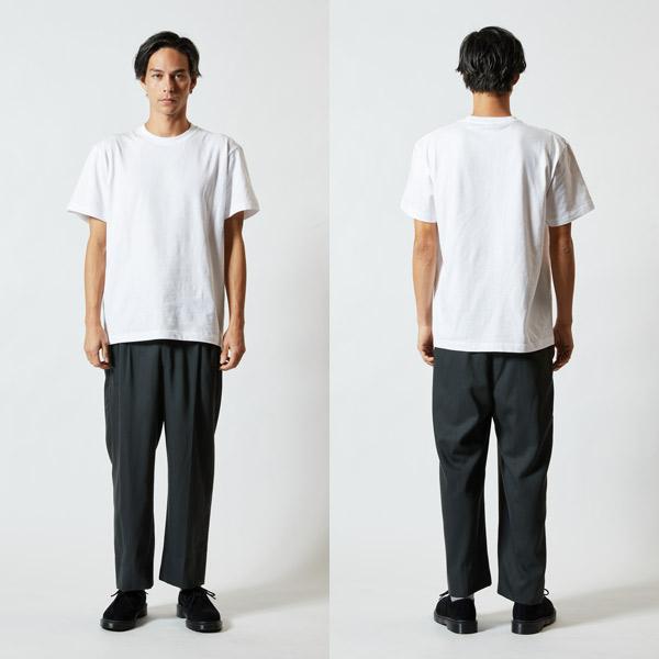 UnitedAthle 5.6オンス ハイクオリティー Tシャツ(5001-01)